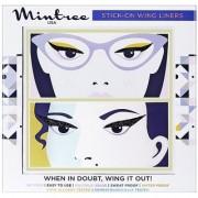Mintree Stick-On Wing Eyeliners Classic Black Retro Black Combo