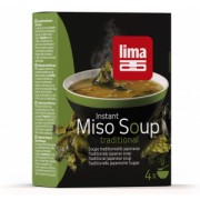 Supa Miso instant 4x10gr