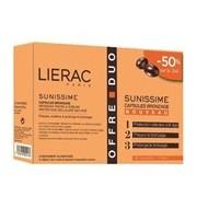 Sunissime solaire duo 30 capsulas 50% desconto na 2ª unidade (validade 11/2019) - Lierac