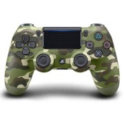 Sony Ps4 Dualshock Cont Green Camo V2