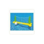 Set gonflabil de volei pentru piscina