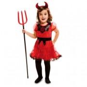 Viving Costumes S.L Disfarce InfantilDiabinha 3-4 anos