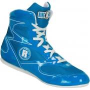 Ringside Lo-Top Diablo Boxing Shoes - Blue 7