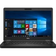 Laptop Dell Latitude 5490 Intel Core Kaby Lake R (8th Gen) i5-8250U 256GB SSD 8GB Win10 Pro FullHD Tast. ilum. FPR