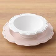 ≪レアーレ≫小皿&ボウル ピンク