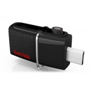 32GB SanDisk Ultra Dual USB Drive 3.0 for Samsung - Samsung Micro SD