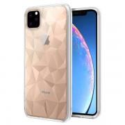 Husa APPLE iPhone 11 Pro - Luxury Prism TSS, Transparent