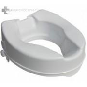 WC magasító 10cm -fedél nélküli