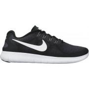 Nike Free Run 2 - scarpe running - uomo - Black/White