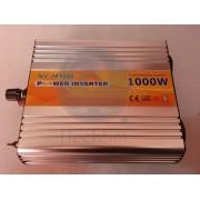 Invertor undă sinus modificată 1000W 12-220V ITechSol®