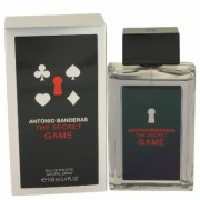 The Secret Game For Men By Antonio Banderas Eau De Toilette Spray 3.4 Oz