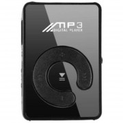 ER Reproductor De Mp3-Black