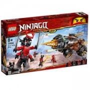 Конструктор Лего Нинджаго - Земната сонда на Cole, LEGO NINJAGO, 70669