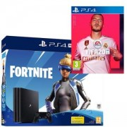 Конзола Sony PlayStation 4 Pro 1TB (PS4 Pro 1TB) + Fortnite Neo Versa+Игра FIFA 20 за Playstation 4