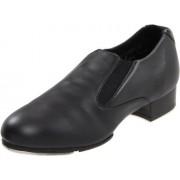Capezio CG18 Riff Zapato de Llave sin Cordones para Mujer, Negro, 13 US