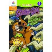 Scooby-Doo Secretul monstrului marin. Acum si eu citesc Vol.5