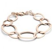 Casa Jewelry Armband Saskia van zilver rosé verguld