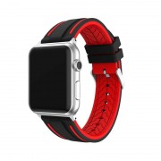 Apple Silicone Band for Apple Watch 38mm 42mm Replacement Sport Bracelet Wrist Strap for iWatch Series 1 Series 2 Series 3