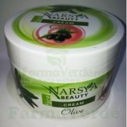 Crema faciala cu extract de masline 200 ml BGA51 Narsya Beauty
