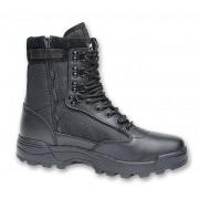 Brandit Zipper Tactical Botas Negro 39
