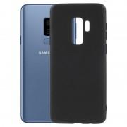 Capa em Silicone Flexível para Samsung Galaxy S9+ - Preto