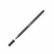 Stabilo Pen 68/46 Pennarello colore Nero - Confezione da 10 pennarelli