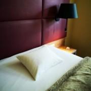 PRANA Pamut szatén fehér alvópárna huzat 30x40 cm