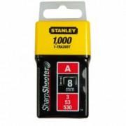 Pachet Stanley 1000 capse tapiterie TIPA 8mm