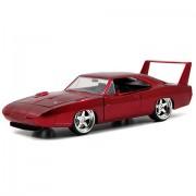 Masinuta metalica Dom's Dodge Charger Daytona Fast and Furious 21 cm