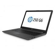 """NB HP 250 G6 2EV81ES, siva, Intel Core i3 6006U 2GHz, 256GB SSD, 8GB, 15.6"""" 1920x1080, Intel HD 520, 36mj"""