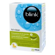 Blink Lid-Clean 20 salviette sterili