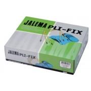 Alonja arhivare de mare capacitate, cu insertie metalica, 10/set, JALEMA Pli-Fix - galben/negru