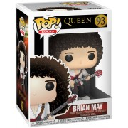 Queen FUNKO POP Vinylfigur! - Queen Brian May Rocks Funko Pop Vinylfigur-multicolor - Offizielles Merchandise - Offizielles Merchandise