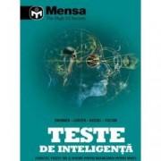 Mensa. Teste de inteligenta. Exercitii puzzle-uri si sfaturi pentru maximizarea puterii mintii