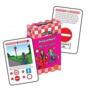 Boosterbox Quiz It! Junior: Veilig Verkeer! (Verkeersraadsels)