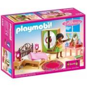 Dormitorul Dollhouse Playmobil