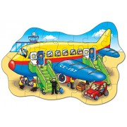 Orchard Toys Big Aeroplane, Multi Color