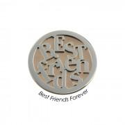 Quoins Munt Rose - Best Friends - Maat L