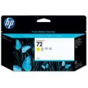 HP Yellow 72 Ink Cartridge 130ml C9373A