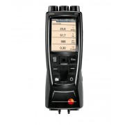 Instrument multifuncţional pentru analiza sistemelor HVAC testo 480