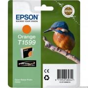 EPSON Orange Inkjet Cartridge T1599 for Stylus Photo R2000 (C13T15994010)