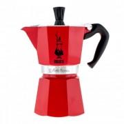 """Bialetti Kawiarka Bialetti """"Moka Express 6-cup Red"""""""