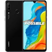 Huawei P30 Lite 4GB+128GB Midnight Black, Libre B