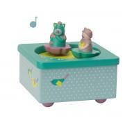 Moulin Roty Caixa de música Les Pachats, 660104Multicolor- TAMANHO ÚNICO