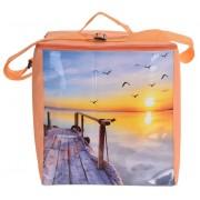 Chladící taška 18L oranžová