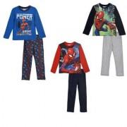Spider-Man Spiderman pyjamas (Blå, 3 ÅR - 98 CM)