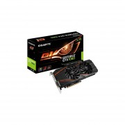 Tarjeta De Video Nvidia Gigabyte GTX 1060 G1 Gaming GeForce 6GB GDDR5 192-bit PCI-E (GV-N1060G1 GAMING-6GD)-Negro