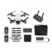 Dron DJI Spark White - FLY MORE COMBO