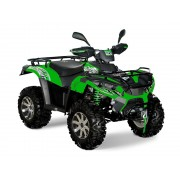 Quad HY 410S 4X4 - HYTRACK - Vert