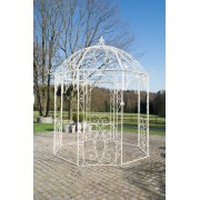 Gartenpavillon Falun, Rankhilfe, Metall ~ Variantenangebot